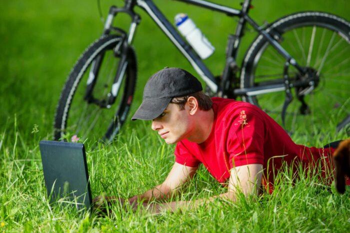 Due ruote da leggere grem bike