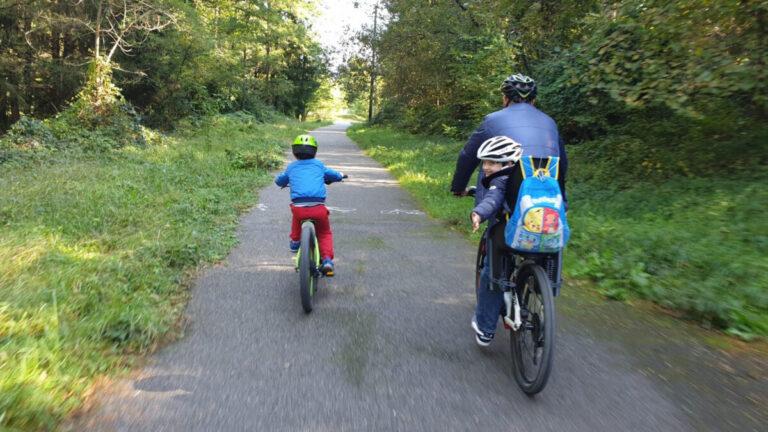 Famiglia grem bike