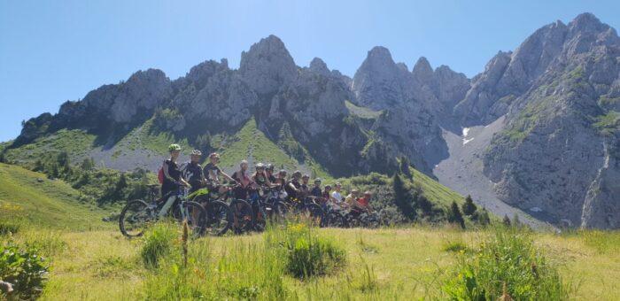 Franco zanetti mountain bike grem bike bis
