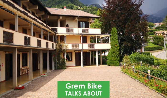 Grem bike talk about