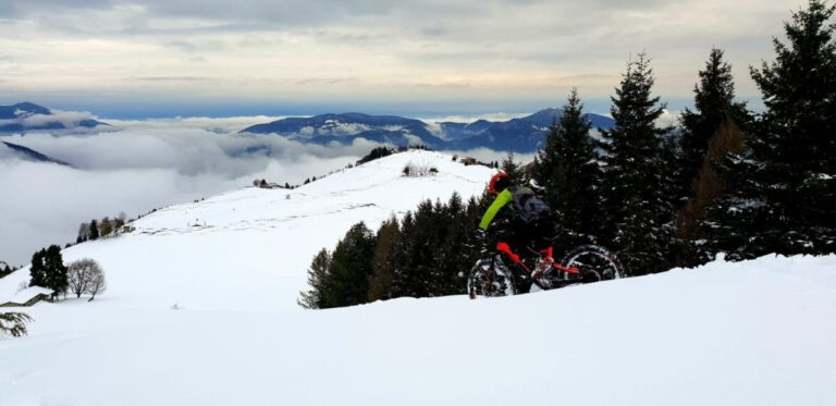 Snow weekend e bike grem bike